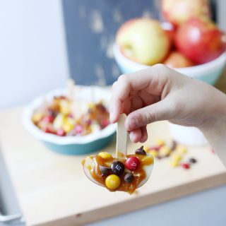 Check Out Hunger, plus Snack Idea: Caramel Apple Boats