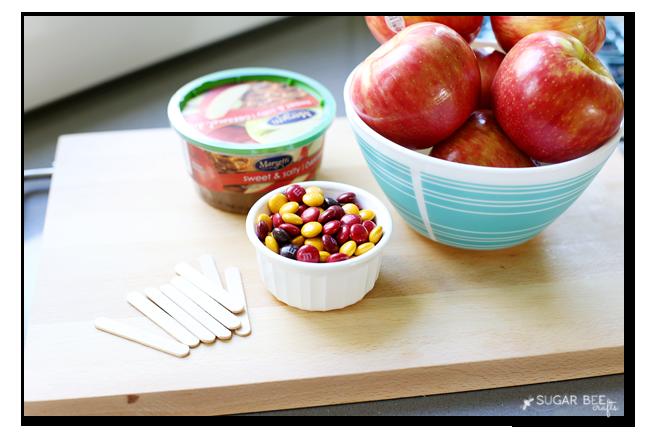 easy-caramel-apple-snack