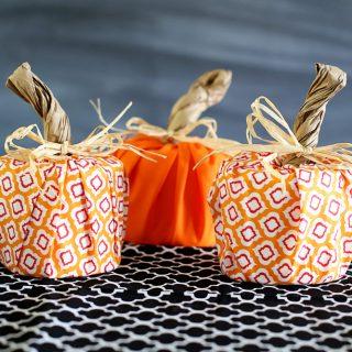 Waverly pumpkins craft idea