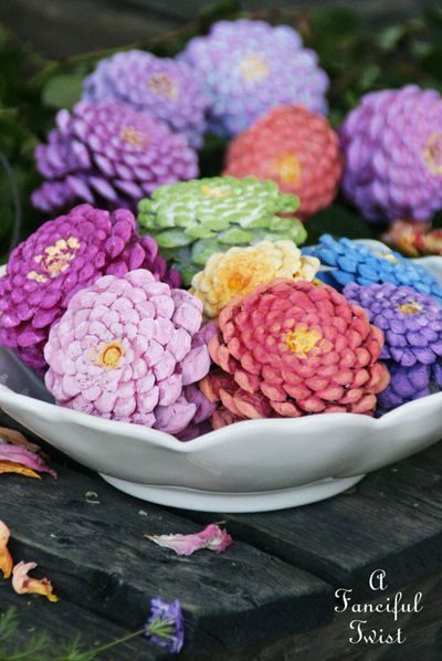 pine-cone-flowers-craft-1-2