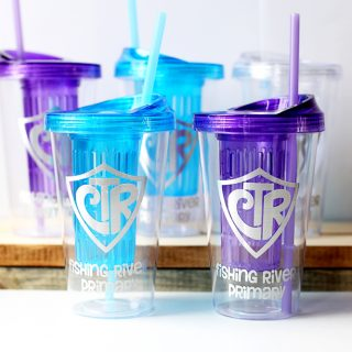 CTR Tumblers, Primary Teacher Gift Idea