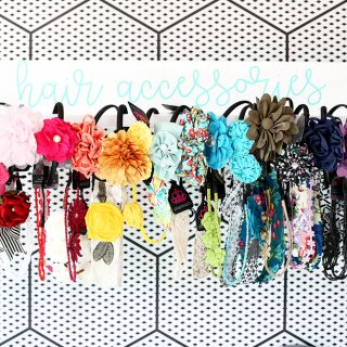 Hair accessories diy make your own headband holder