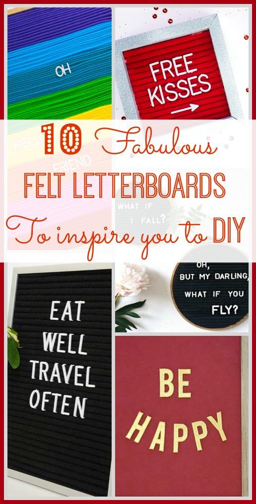 DIY Letterboard final