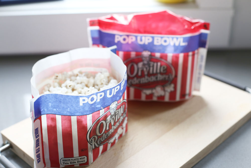 orville redenbacher popcorn craft