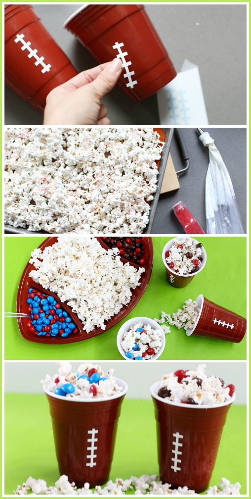 superbowl party food snack idea