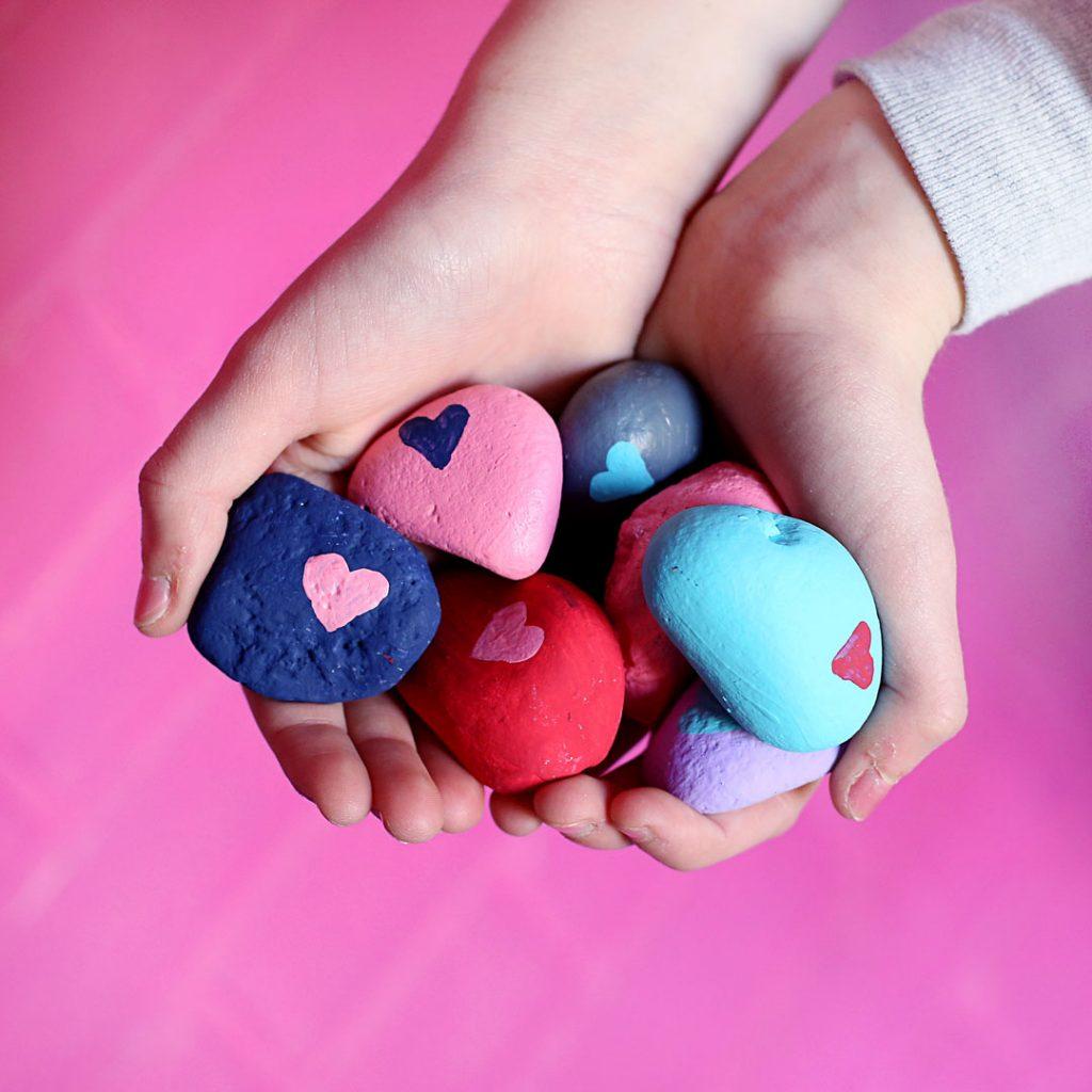 valentine rocks