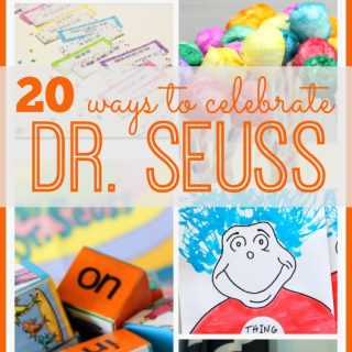 20 Ways to Celebrate Dr. Seuss' Birthday