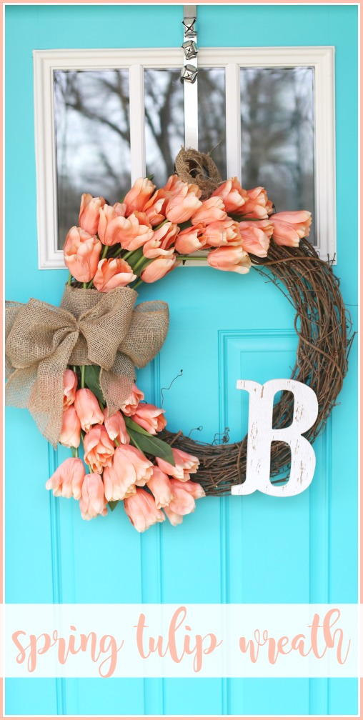 Spring-Tulip-Wreath-how-to-diy