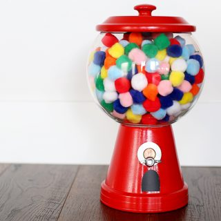 DIY Gumball Machine for Incentives