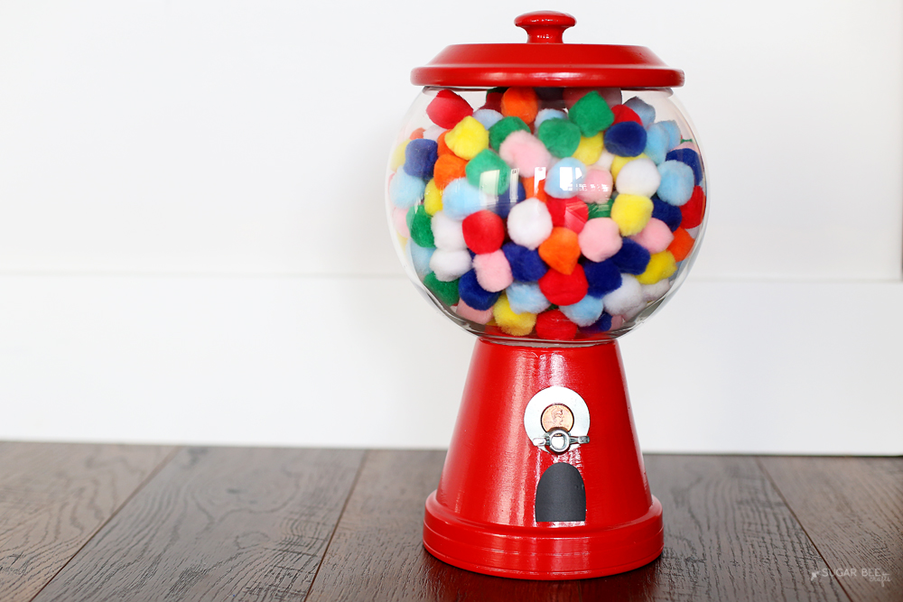 gumball machine for