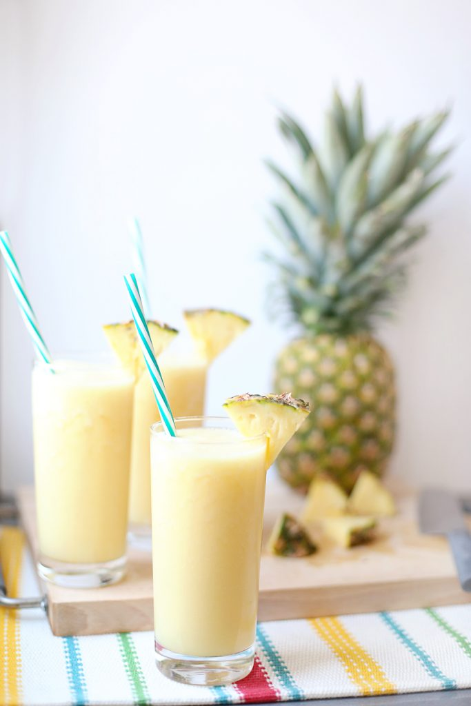 pineapple drink recipe