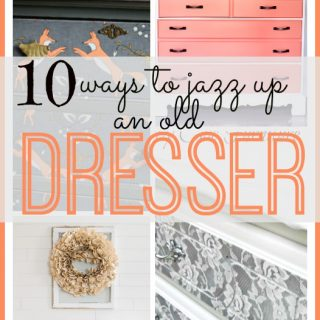 DIY Dresser Makeovers