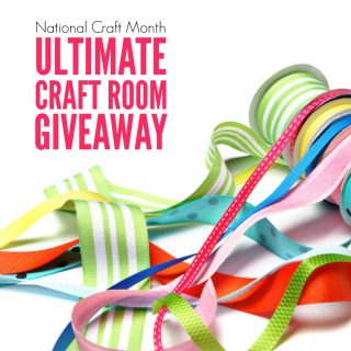 National Craft Month GIVEAWAY