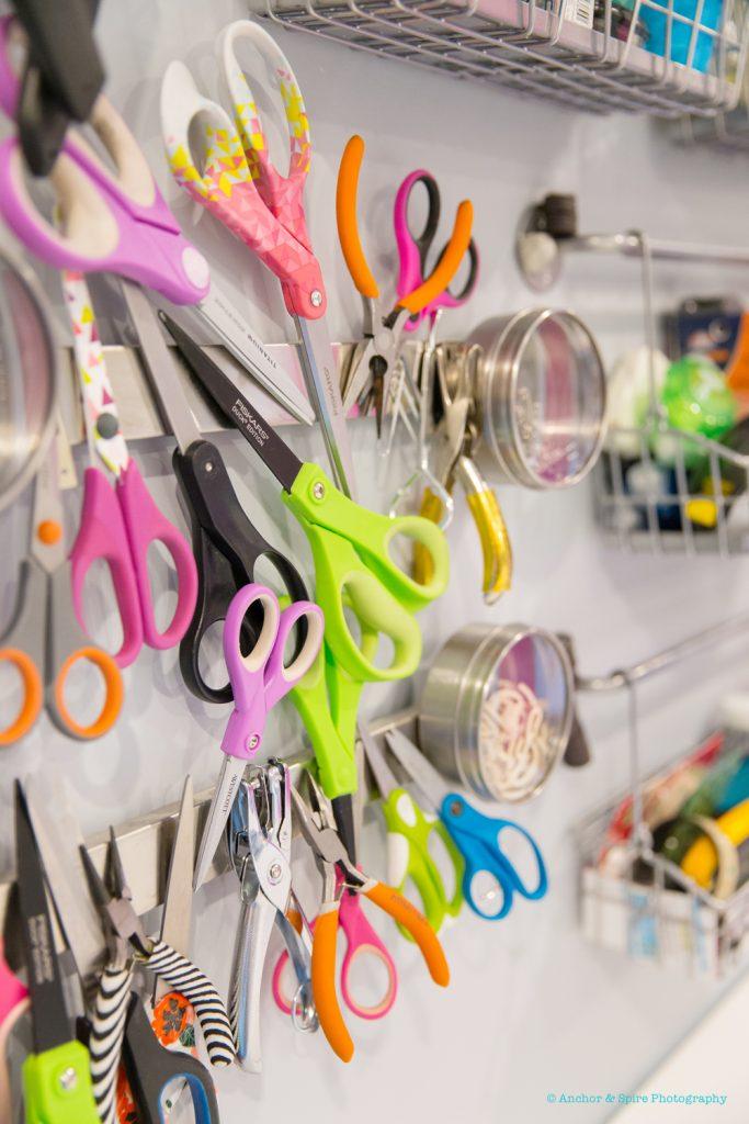 craft room scissors