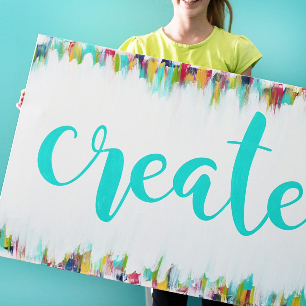 create sign IG
