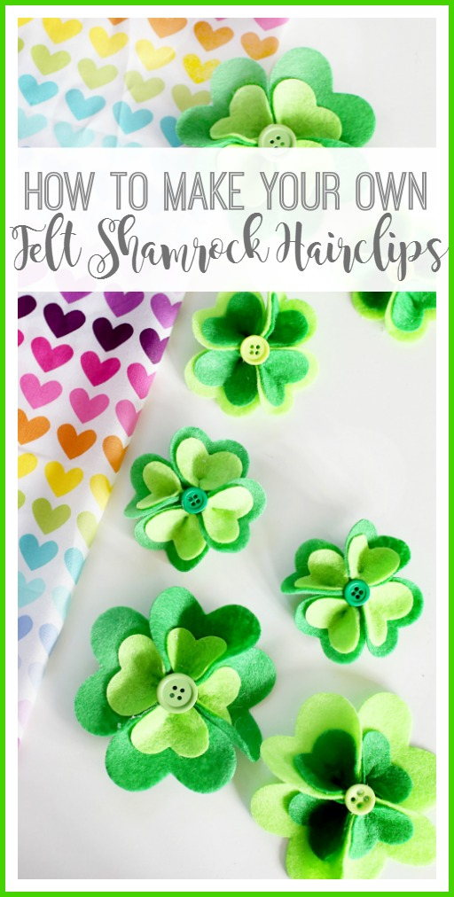 felt-shamrock-hairclips