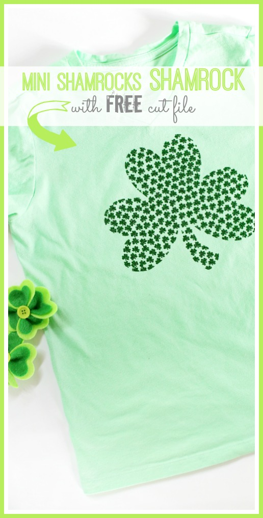 free shamrock cut file