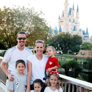Disney Vacation with Preschoolers