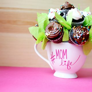 Mini Cupcake Bouquet