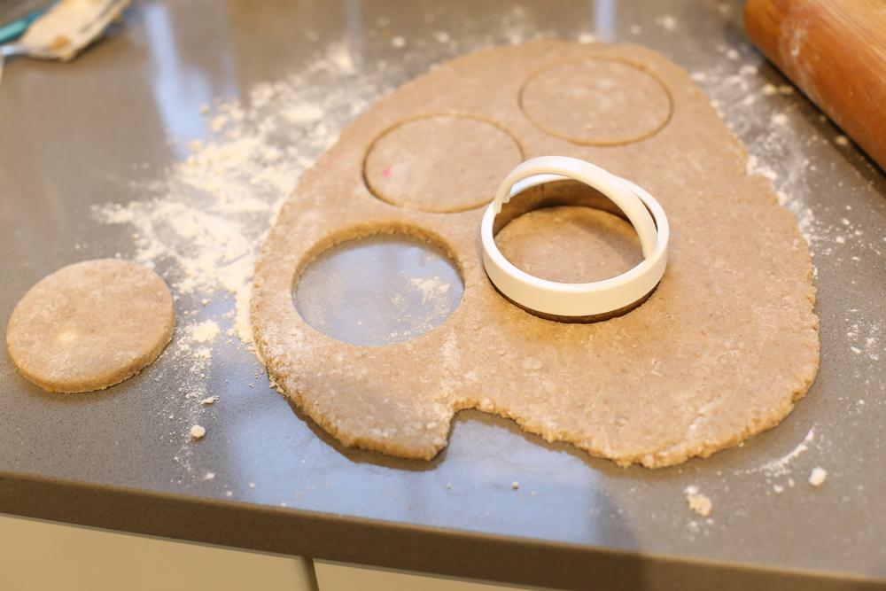salt dough cinnamon