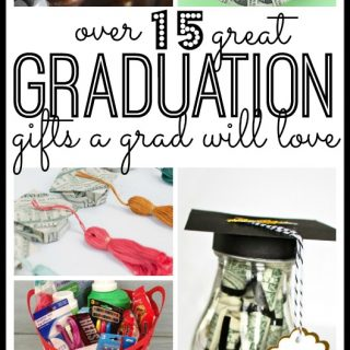 Graduation gifts diy