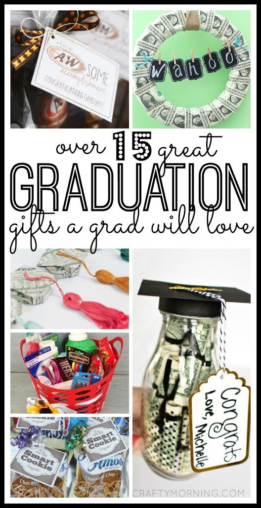 Graduation Gifts DIY