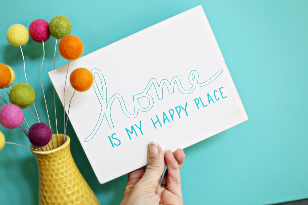 home cut file happy
