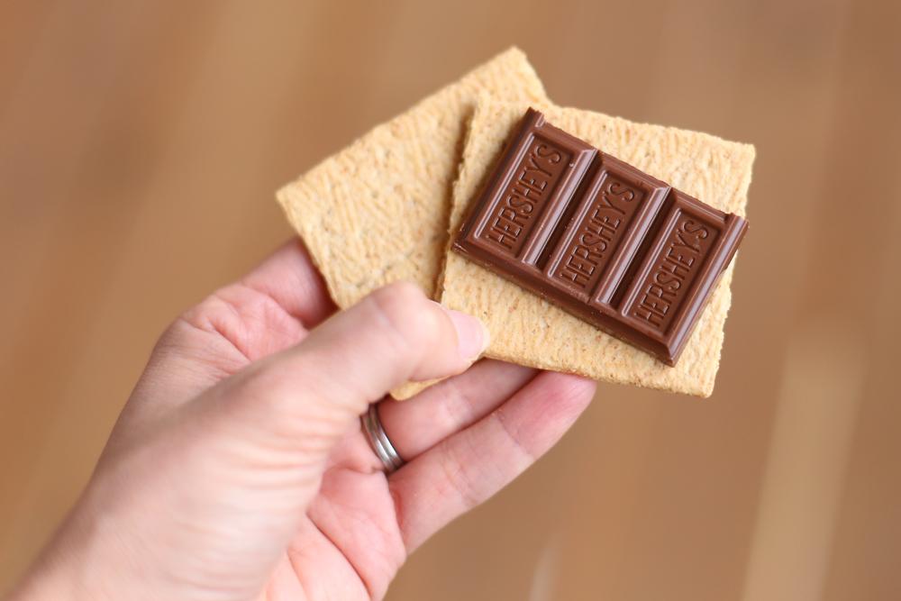 smores chocolate