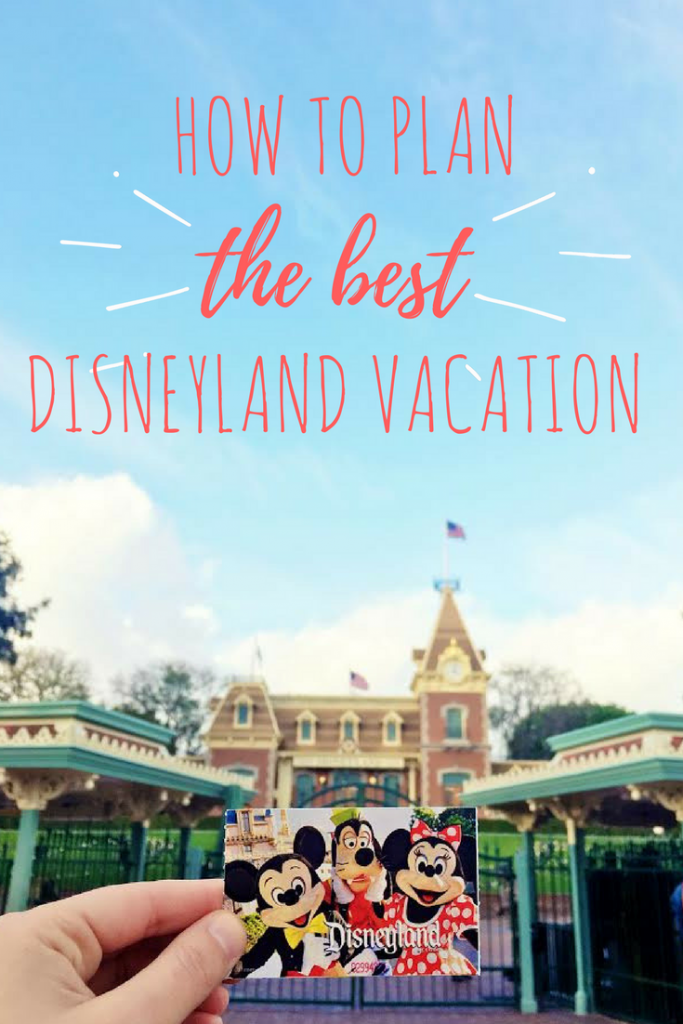 Disney Vacation PIN Image