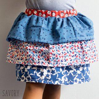 Skirt teaser