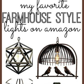 Farmhouse Lights
