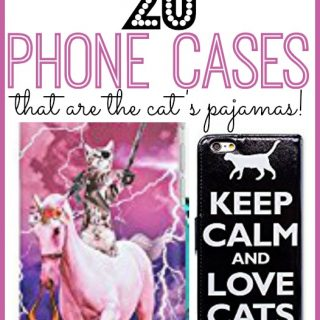 Phone Cases for Cat Lovers!