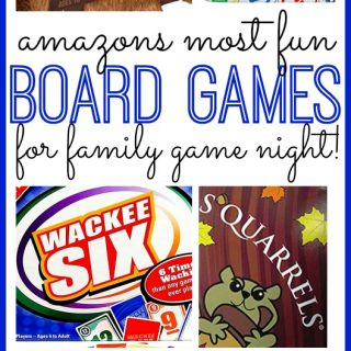 My Favorite Family Games