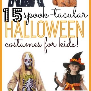 Spook-tacular Kids Halloween Costumes