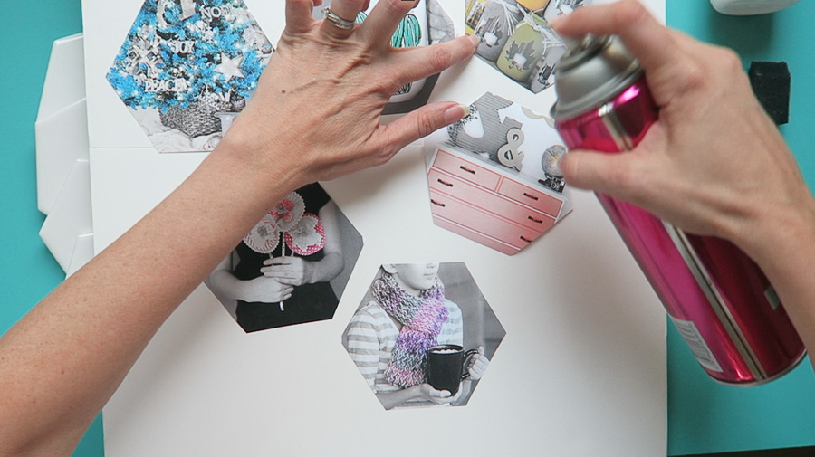 photo coaster tile craft-2