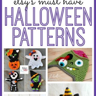 MUST-Have Halloween Patterns on Etsy