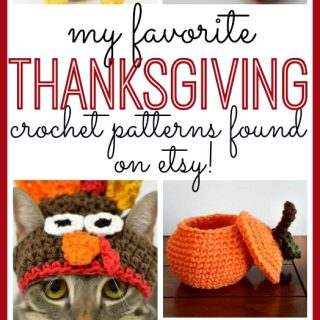 My Favorite Thanksgiving Crochet Patterns