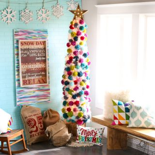 Pom Pom Tree – Dream Tree Challenge