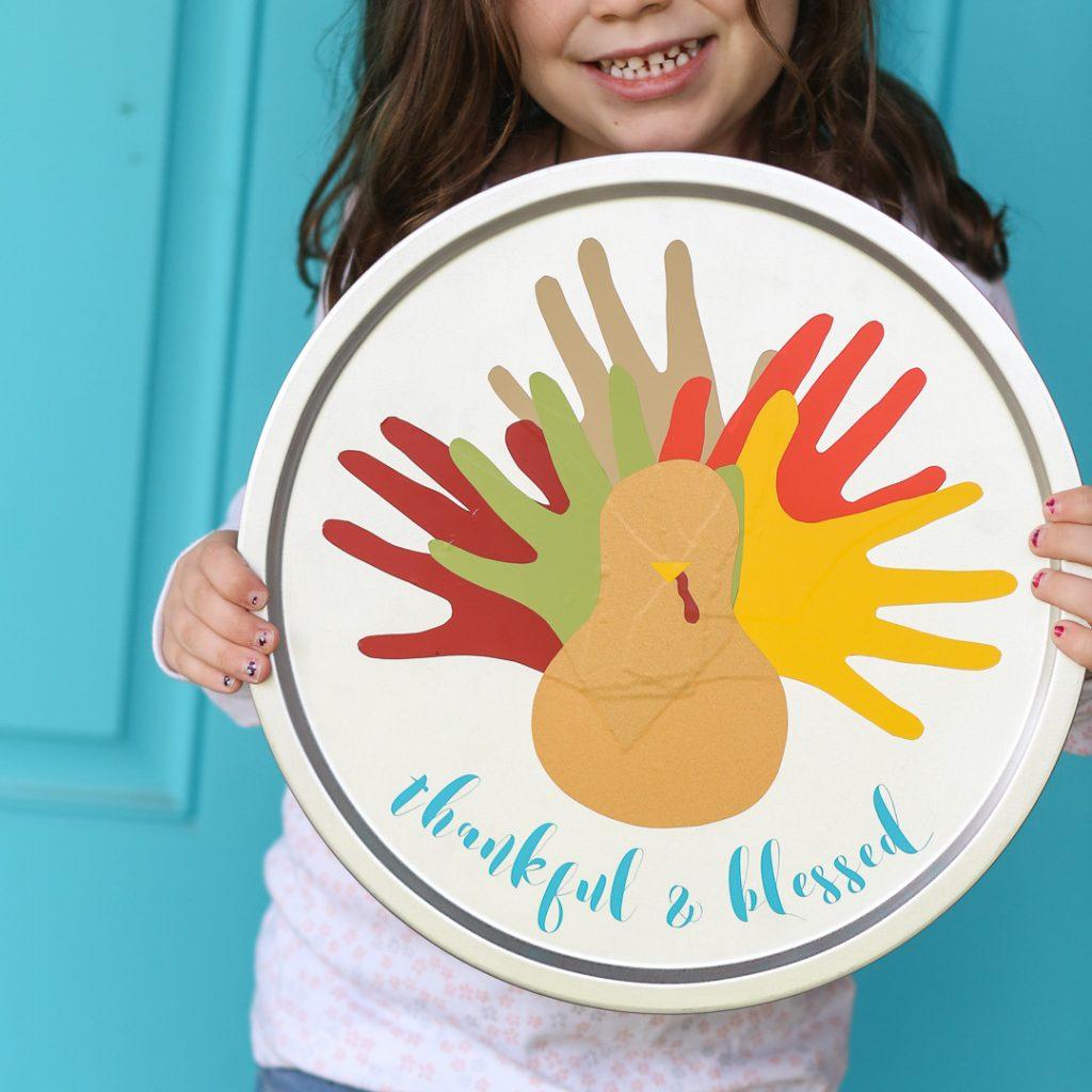 vinyl turkey thanksgiving craft-2