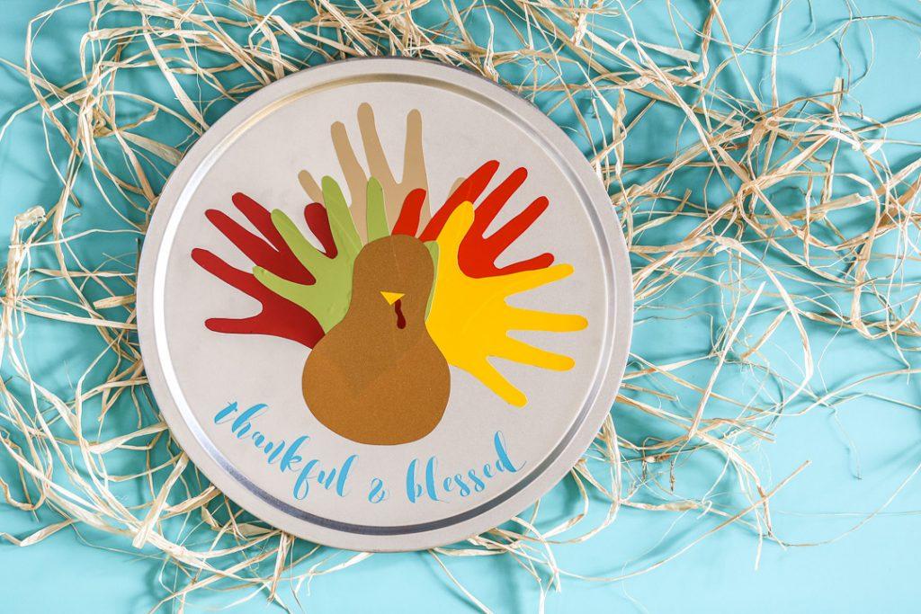 vinyl turkey thanksgiving craft-4