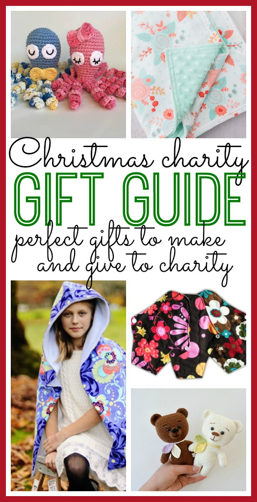 Christmas Charity Gift Guide to DIY and Give - Sugar Bee ...