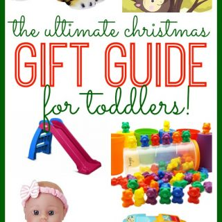 The Ultimate Christmas Gift Guide: Toddler Edition
