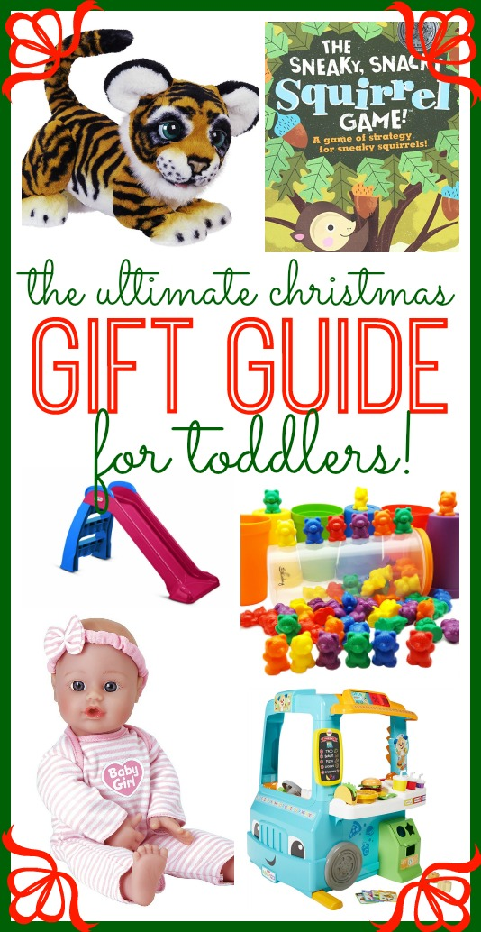Toddler Christmas Gifts