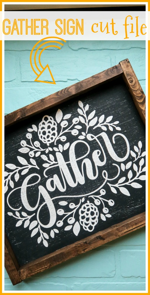 gather sign cut file