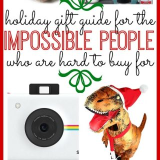 Holiday Gift Guide for the Hard-to-Buy for!