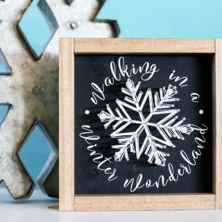 String art snowflake 5