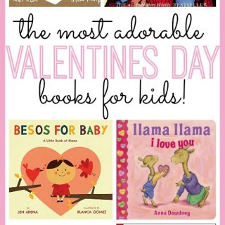 Kids Valentine's Day Books