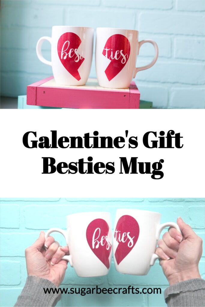 Galentines gift besties mug 4