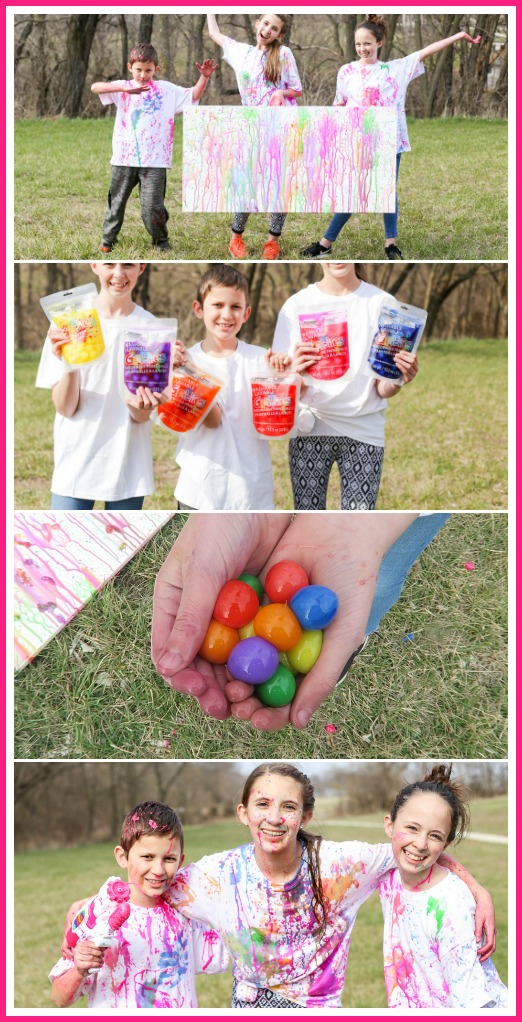 All about goblies throwable paint balls