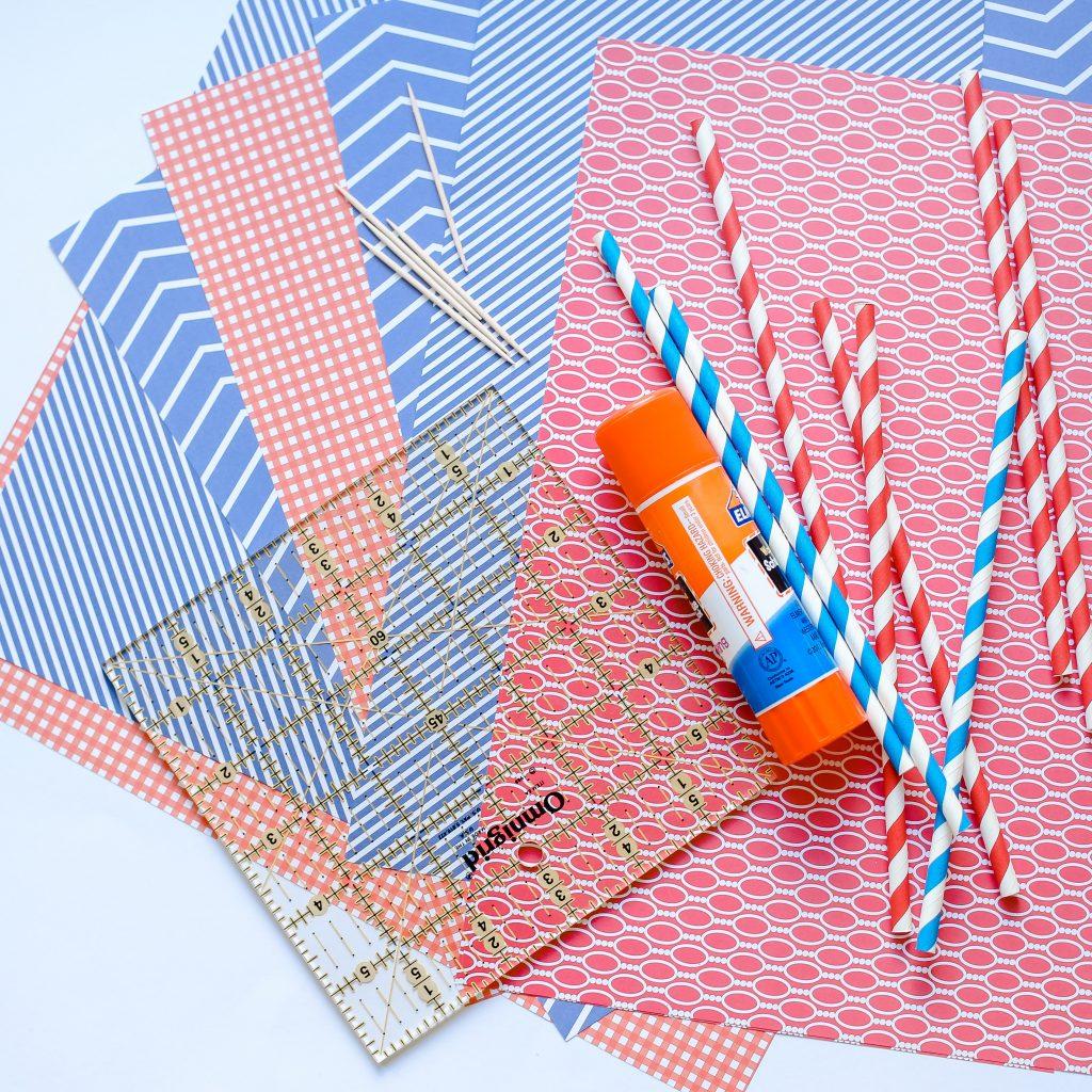 Patriotic pinwheels 1